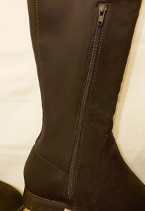 ASOS Shoes - ASOS Over The Knee Stretch Boot